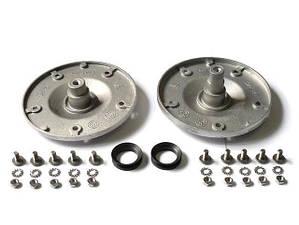 Фланцы барабана для стиральной машины whirlpool 480110100802 с сальниками и болтами