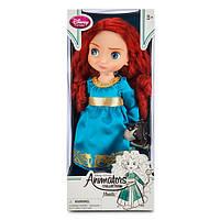 Кукла Мерида аниматор Дисней США Disney Animators' Collection Merida