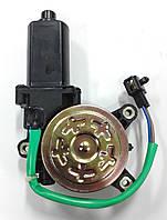 Мотор стеклоподъемника левый (звезда) Lanos / Ланос 96190207
