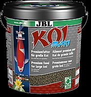 JBL Koi maxi 10,5 л Корм для карпов Кои (41022)
