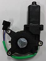 Мотор стеклоподъемника левый (звезда) Ланос, Сенс, 96190207
