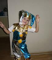 Карнавальный костюм Скоморох, фото 1