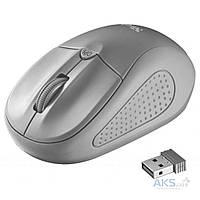 Компьютерная мышка Trust Primo Wireless (20785) Grey