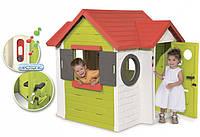 """Игровой домик """"На берегу моря"""" с ключом и звонком Smoby 810400"""