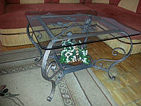 Кованый стол арт.м 20, фото 1