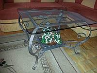 Кованый стол арт.м 20