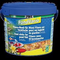 JBL Pond Vario 10,5л- корм для всех видов прудовых рыб (40298)