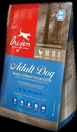 ORIJEN Adult Freeze-Dried (30 медальонов), сухой корм для взрослых собак всех пород, 0,454 кг, фото 2
