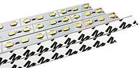 MOTOKO Світлодіодна лінійка smd MTK2-5630W-12(WHITE) 100см 72 світлодіода на клейкій основі (скотч), фото 1