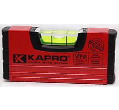 Уровень строительный, 100 мм. Kapro 7290100844977