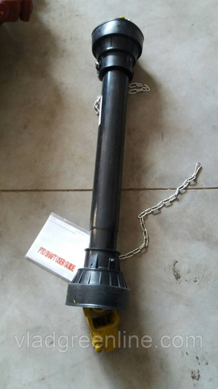Карданный вал трубчатый 6*8 от 70 см длина