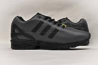 Кроссовки мужские Adidas ZX Flux Graphite Gray