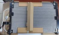 Радиатор кондиционера Ланос без рессивера Lanos 96274635
