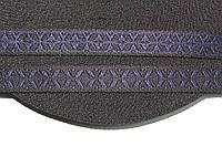 ТЖ 18мм (50м) черный+т.синий , фото 1