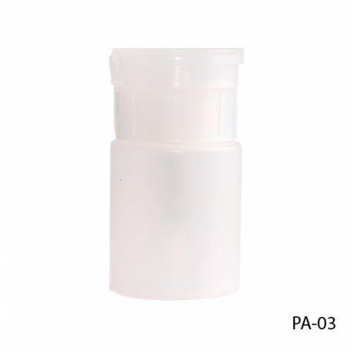Пластиковая бутылка с помпой. PA-03_LeD