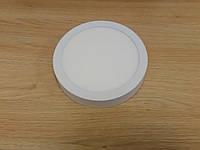 Светильник накладной LED  Downlight  18W  6400K  диаметр 215 мм  круглый  алюминиевый корпус
