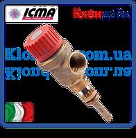 Icma Предохранительный клапан температуры и давления 1/2 - 3 bar
