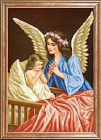 Рисунок на ткани Ангел хранитель МК КС-099