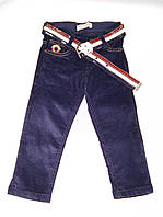 Вельветовые брюки на 1 год