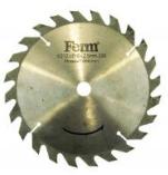 Пильный диск по дереву ferm 210/18 24Z