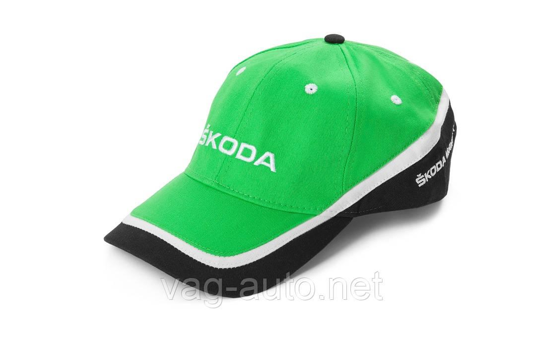 Бейсболка Skoda MotorSport