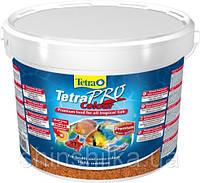TetraPro Colour корм в виде хлопьев 10л/2,1кг  (140516)