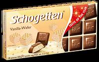 Шоколад Schogetten Vanilla Wafer 100г