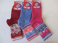 Женские теплые носочки на зиму