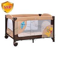 Детский манеж - кровать Bambi A 03-6