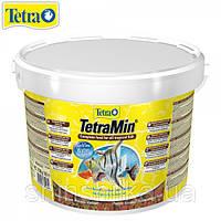 TetraMin  корм в виде хлопьев для тропических рыб 10L/2,1кг (769939)