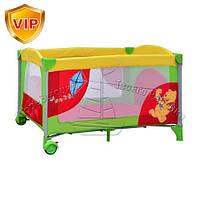 Детский манеж - кровать Bambi A 03-7
