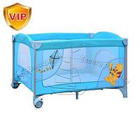 Детский манеж - кровать Bambi A 03-8