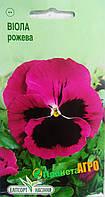 """Семена цветов Анютины глазки розовые (Виола), многолетнее 0,05 г, """"Елітсортнасіння"""", Украина"""