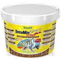 TetraMin Pro Crisps  корм в виде хлопьев 10л/2кг (139497)