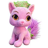 Мягконабивной Котенок Lily Kitty Tiana питомец Тианы Palace Pets, высота 15 см