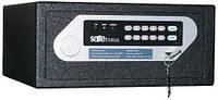 Сейф гостинничный Safetronics HT1-17/38 (ВхШхГ - 165х380х390), фото 1
