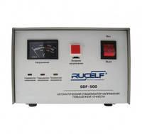 Стабилизатор напряжения Rucelf SDF-500 (400 Вт) электромеханчиеский (для квартиры)