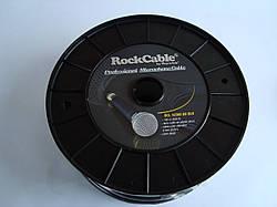 Микрофонный кабель RockCable RCL 10300 D6 BLK - диаметр 6мм - 1 жила в экране