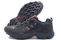 Кроссовки мужские Adidas Gore-Tex темно-синие (адидас)