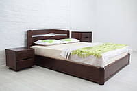 Деревянная кровать с подъемным механизмом Нова, фото 1