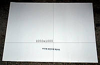 Картон прокладочный 0.7 мм (лист) 1050х1000