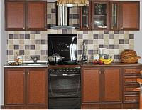 Кухня Тина Нова с ротангом