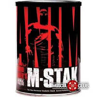 Тестостероновый препарат UNIVERSAL NUTRITION Animal M-Stak 21 packs