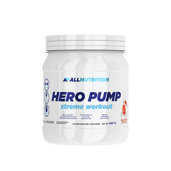 AllNutrition Hero Pump Xtreme Workout 420 g