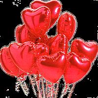 Оригинальный подарок - красное летающее Сердце