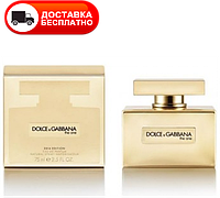 Женская парфюмированная вода DOLCE GABBANA THE ONE 2014 EDITION EDP 75ML