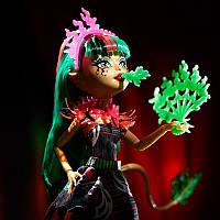 Кукла Джинафаер Лонг - Причудливый шик, Monster High, Mattel