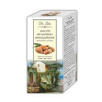 Аргановое масло для ухода за волосами + Миндальное масло 100мл Dr.Luka