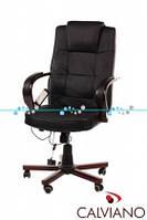 Кресло с массажем Vespanni черное