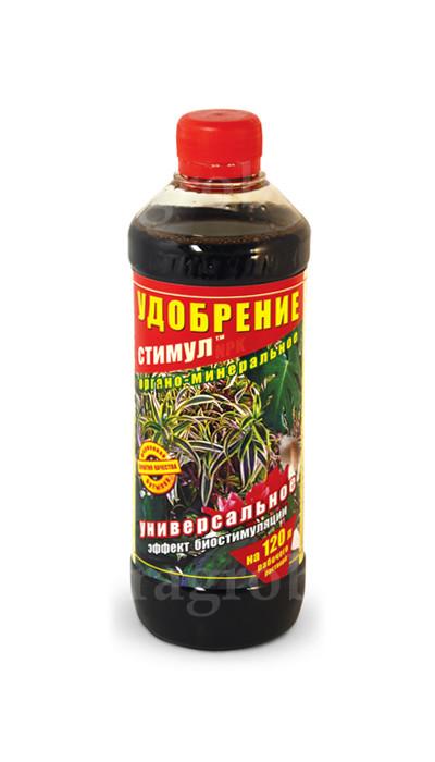 Органо-минеральное удобрение универсальное для растений 500 мл